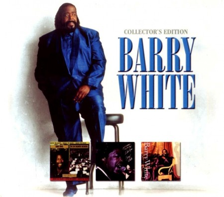 Barry White - Collector's Edition (3 CD Box Set, 2007) FLAC