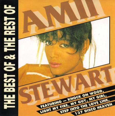 Amii Stewart - The Best Of & The Rest (1991)