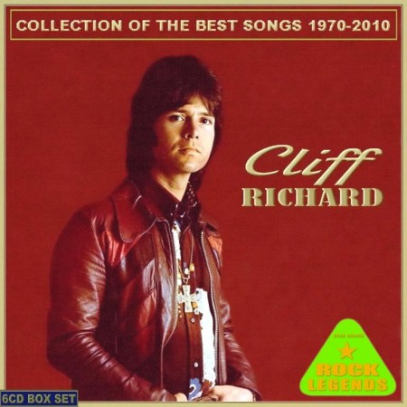 Cliff Richard - Collection Of The Best Songs 1970-2010 (6 CD Box Set, 2011)