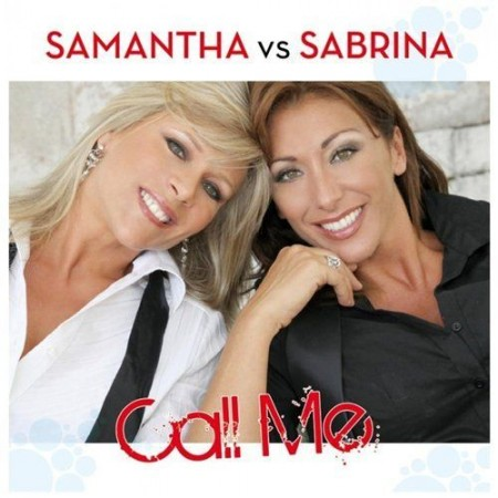 Samantha Fox vs Sabrina Salerno - Call Me [2010] HDRip
