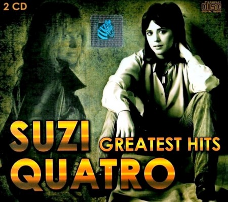 Suzi Quatro - Greatest Hits (2 CD, 2012)