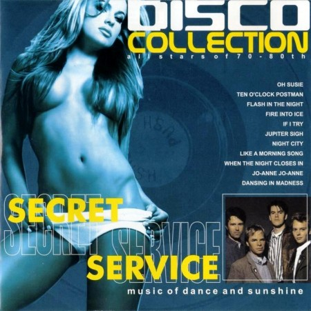 Secret Service - Disco Collection (2002)