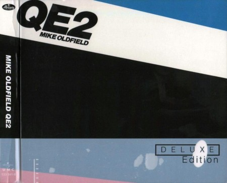 Mike Oldfield - QE2 (1980/Remastered 2012, 2 CD Deluxe Edition)