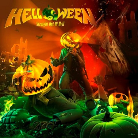 Helloween - Straight Out Of Hell (Premium Edition, 2013)