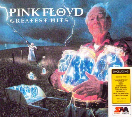 Pink Floyd - Greatest Hits [Star Mark Compilation] (2 CD, 2007)