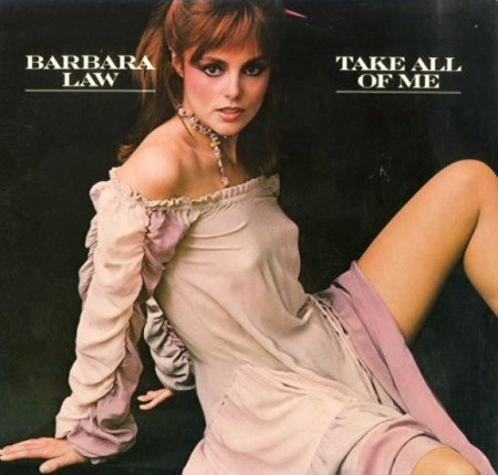 Barbara Law - Take All Of Me (LP, 1979)