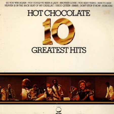 Hot Chocolate - 10 Greatest Hits (LP, 1977)