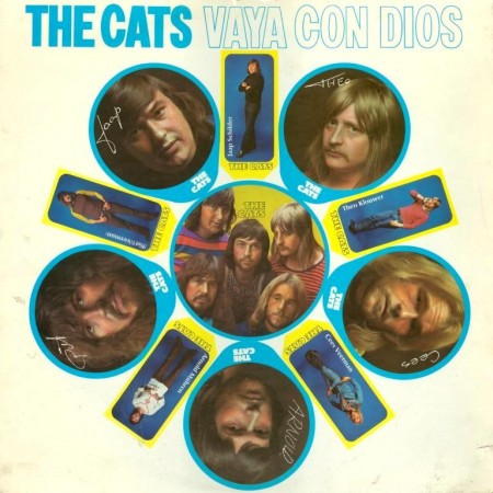 The Cats - Vaya Con Dios (LP, 1972)