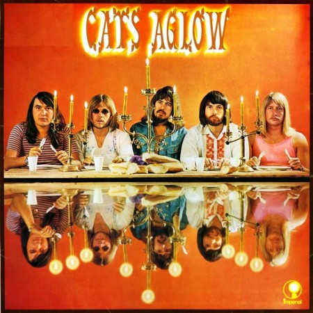 The Cats - Aglow (LP, 1971)