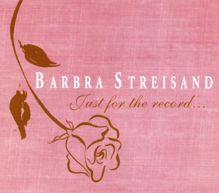 Barbra Streisand - Just For The Record (4 CD Box Set, 1998)
