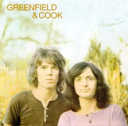 Greenfield & Cook - Greenfield & Cook (1972/2012 Reissue)