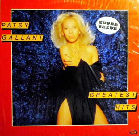 Patsy Gallant - Greatest Hits (LP, 1979)