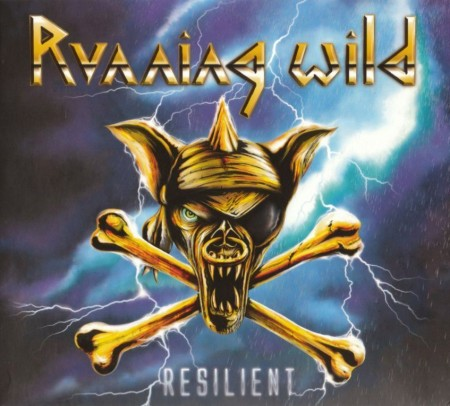 Running Wild - Resilient (2013) FLAC & MP3