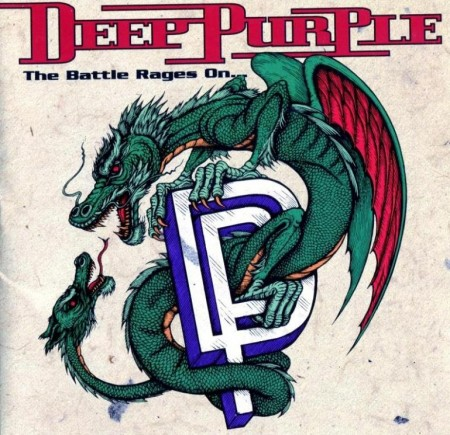 Deep Purple - The Battle Rages On (1995) FLAC