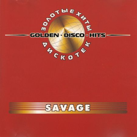 Savage - Golden Disco Hits [2002]