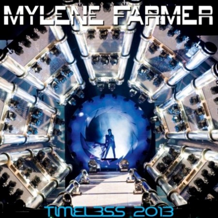 Mylene Farmer - Timeless 2013 (2 CD, 2013)