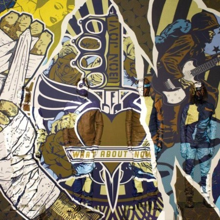 Bon Jovi - What About Now (2013, Deluxe Edition)