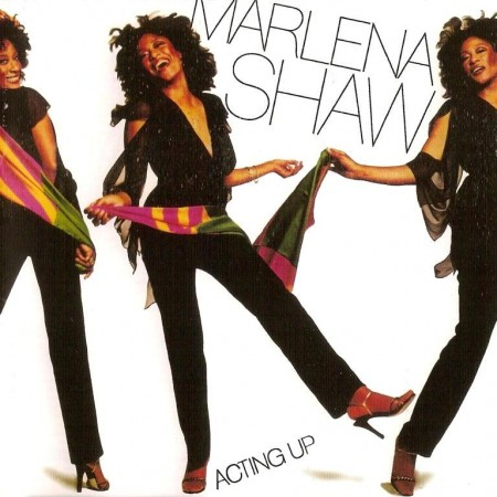 Marlena Shaw - Acting Up (1978/2011)