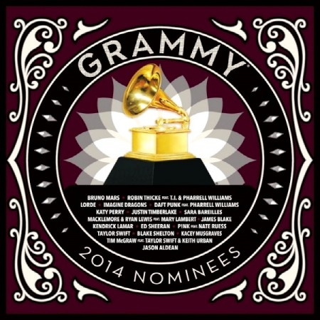 2014 Grammy Nominees (2014)