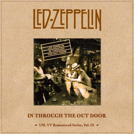 Led Zeppelin - In Through The Out Door (1979) FLAC