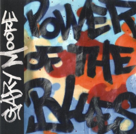 Gary Moore - Power Of The Blues (2004) FLAC