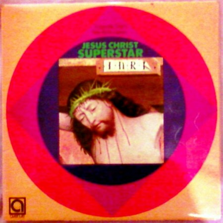 The Alan Caddy Orchestra - Jesus Christ Superstar (LP, 1972/2009 Restored) FLAC