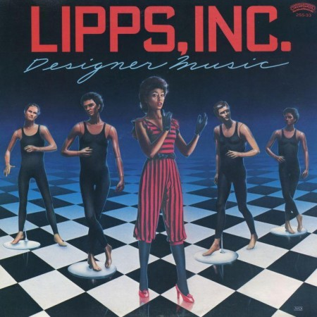Lipps, Inc. - Designer Music (LP, 1981)