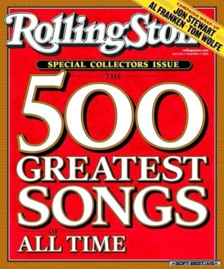 Rolling Stone Magazine's 500 Greatest Songs Of All Time (2004)