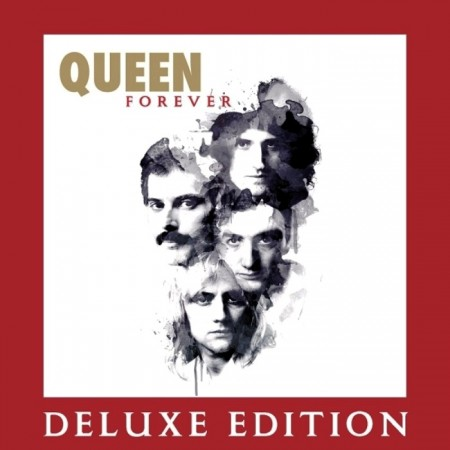 Queen - Queen Forever (2 CD, Deluxe Edition, 2014)