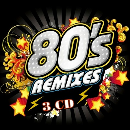 80s Remix (3 CD) [2015] MP3
