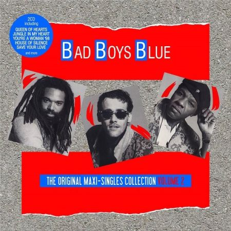 Bad Boys Blue - The Original Maxi-Singles Collection (2CD) [2015]