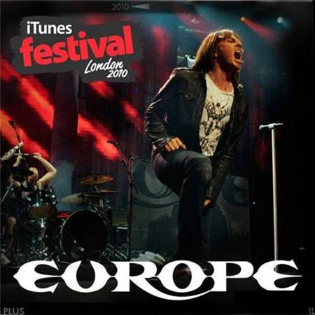 Europe - iTunes Festival London [2010] MP3