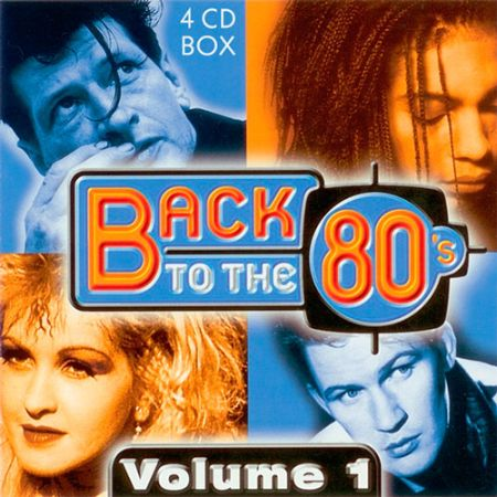 Back To The 80's Vol.1 [2015]