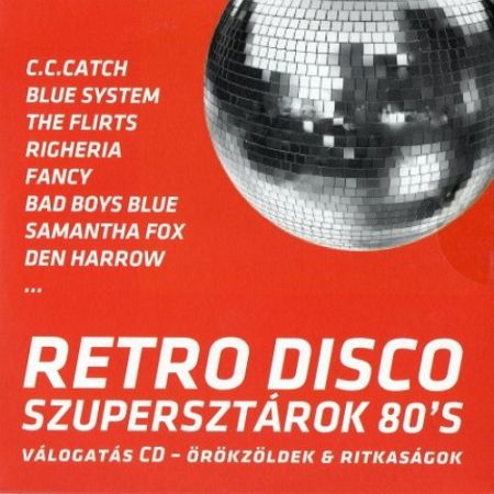 Retro Disco - Superstars 80's [2010] MP3