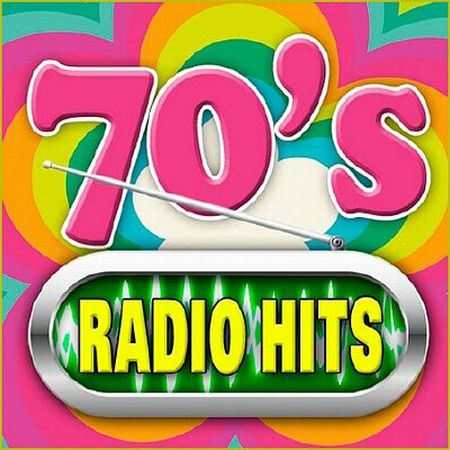 Radio Hits 70s (4CD) [2016] MP3