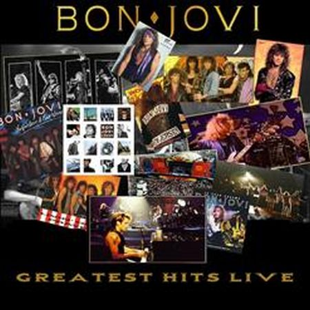 Bon Jovi - Greatest Hits (Live) [2016] MP3