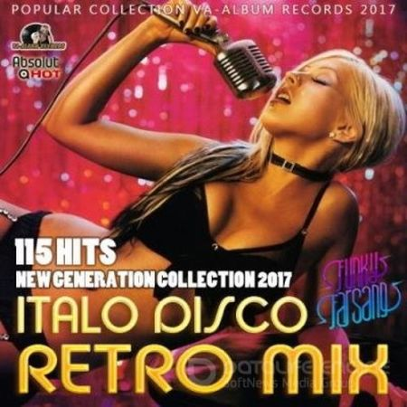 Italo Disco Retro Mix: New Generation [2017]