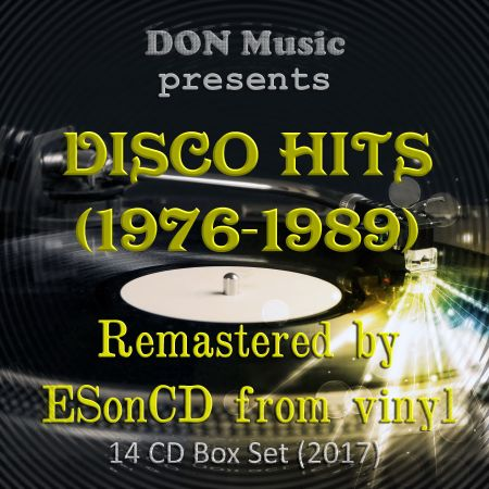Disco Hits: Remastered from vinyl [1976-1989] (14CD)