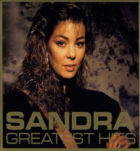 Sandra ‎- Greatest Hits (Vinyl Rip) [2016]