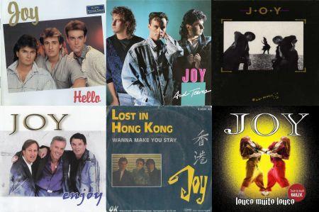 Joy - Discography (1985-2015)