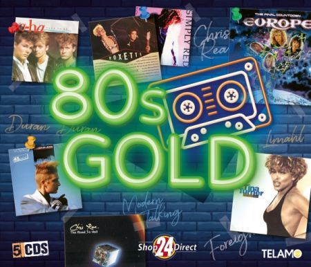 80's Gold (5CD) [2019]