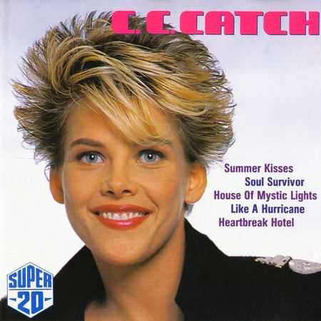 C.C.Catch - Super 20 [1989]