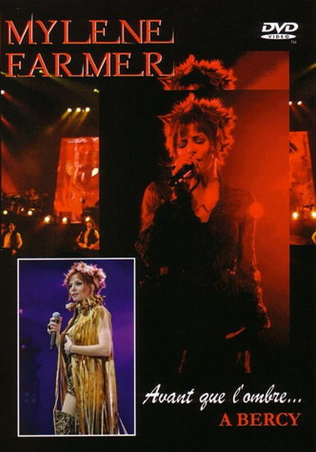Mylene Farmer - Avant Que l'Ombre... A Bercy [2007]