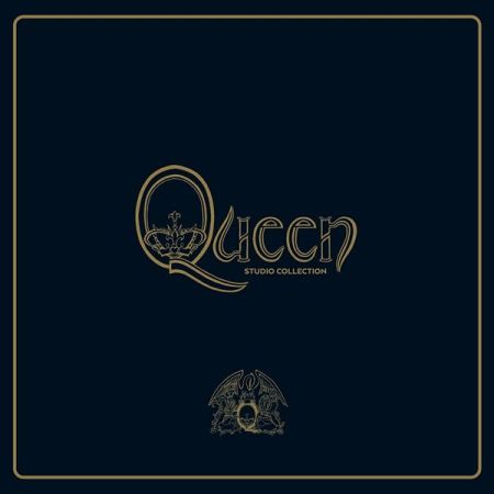 Queen - The Studio Collection Special Edition [2015]
