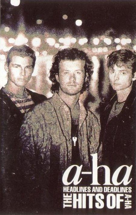 a-ha - Headlines and Deadlines - The Hits of a-ha [1991]