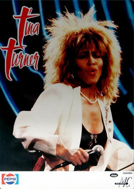 Tina Turner - Simply The Best [1991]